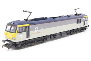 "L204871 Lima Class 92 92017 ""Shakespeare"" in Railfreight grey"