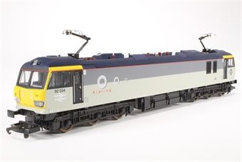 L204884 Lima Class 47 47217 in Railfreight Distribution grey