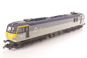 "L204893 Lima Class 92 Electric 92003 ""Beethoven"" in 2 tone grey"
