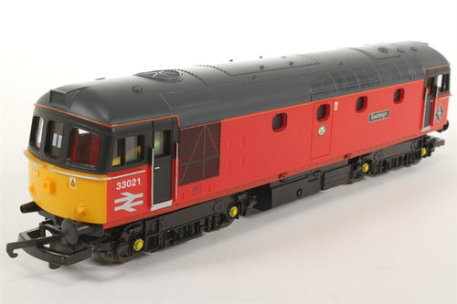 L204911 Lima Class 33 33021 Eastleigh in BR Post office red