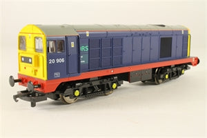 L204914 Lima Class 20 20906 in Direct Rail Services Blue