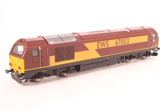 L204929 Lima Class 67 67003 in EWS livery
