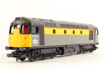 L205008 Lima Class 26 diesel 26004 Civil Engineers 'Dutch' Livery
