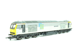 "L205021A2 Lima Class 60 60002 in Railfreight Petroleum grey ""Capability Brown"""