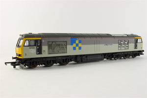 "L205026-LN-01 Lima Class 60 60100 ""Boar of Badenoch"" in Railfreight Construction"