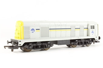 L205066A6 Lima Class 20 Diesel. 2014 RFS All over grey