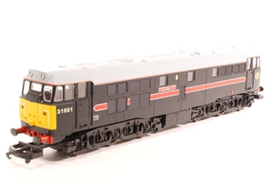 "L205094 Lima Class 31 31601 Fragonset Railways Livery ""Bletchley Park Station X"""