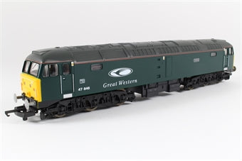 L205171A-LN Lima Class 47 Diesel. 47846 Great Western livery