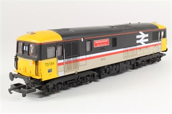 L205194B Lima Class 73 73134 Working Homes 1885-1985 in Intercity Executive livery