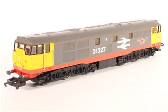 L205234A1 Lima Class 31 31327 Railfreight Red Stripe livery with large numbers