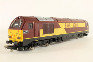 "L205261 Lima Class 67 67001 ""Nightmail"" in EWS Livery"
