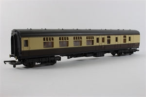 305333 Lima Mk 1 BSK Brake Second Corridor W24528 in BR chocolate & cream