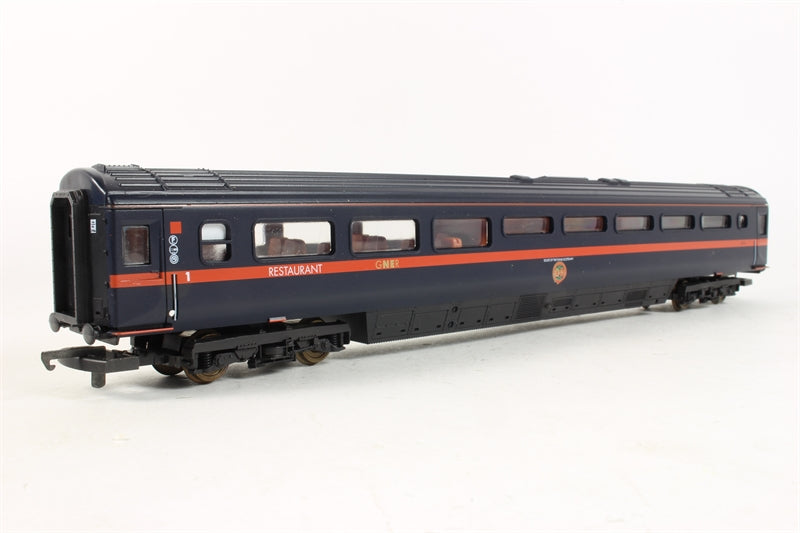 L305401 Lima Mk 3 TRUB Trailer Restaurant Unclassified Buffet 40704 in GNER Blue