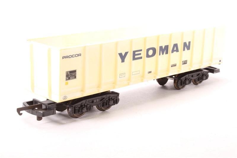 L305671 Lima 102t hopper in Yeoman white