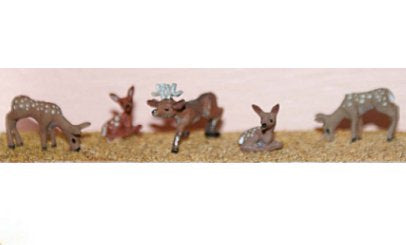 F149 Langley Assorted Deer & Stag