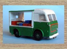 G134 NCB Electric Milk Float circa 1957