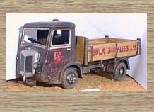 G29 Karrier Bantam tipper lorry circa 1946 onwards