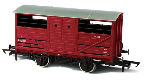 CAT001B Oxford BR Cattle Wagon