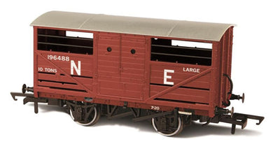 76CAT003 Cattle Wagon LNER