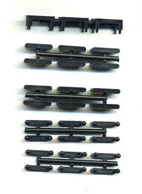 PA27 Coupling Mounting Blocks (15pr) for Bachmann 36 026