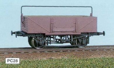 PC28 BR Shock Absorbing Open Wagon