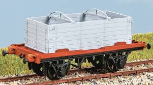 PC35 LNER Conflat S + DS Container Kit
