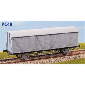 PC48 GWR Mink G LWV Goods Van
