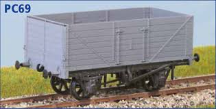 PC69 RCH 12T 7 Plank Coal Wagon