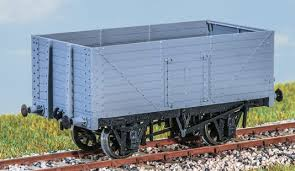 PC71 RCH 12T 8 Plank Coal Wagon