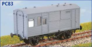 PC83 LNER Horse Box Dia 5 Kit