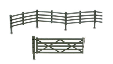 LK-743  Peco 0 Gauge Flexible field fencing and field gates