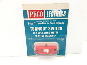 PL-16 Turnout Switch