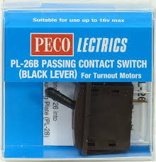 PL-26B Lever operated Passing contact Switch