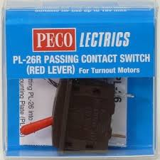 PL-26R Lever operated Passing contact Switch