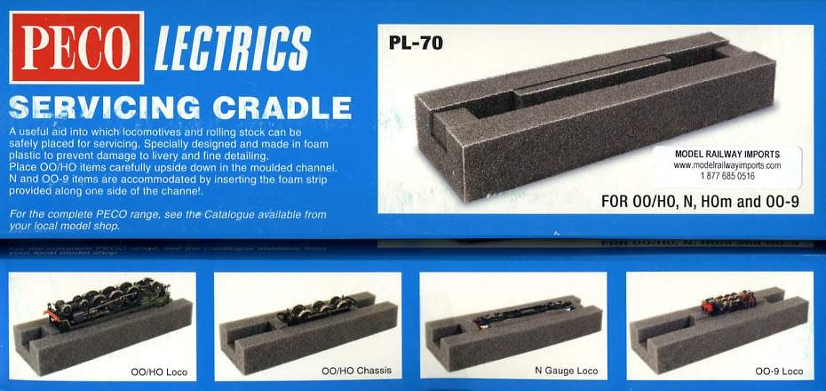 PECO PL-70 Servicing Cradle