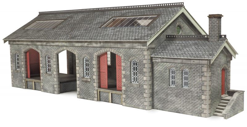 PO336 Settle & Carlisle Goods Shed
