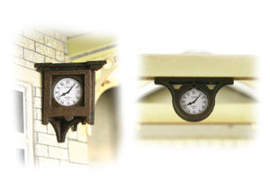 PO515 Station Clocks