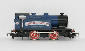 R069 Hornby Class D Industrial 0-4-0T 23 - 'Hensall Sand Co.' in Blue
