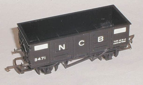 R102 Hornby NCB Large mineral Open Wagon