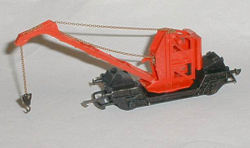 R127 Hornby Small Mobile Crane in red