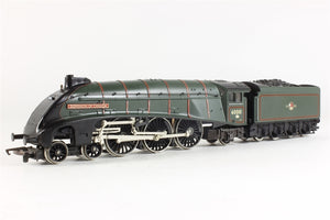 "R144 Hornby A4 4-6-2 BR (ex. LNER) ""Dominion of Canada"" BR lined green late emblem"