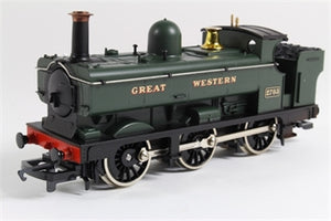R1659 Hornby Class 2721 0-6-0PT 2783 in GWR Green