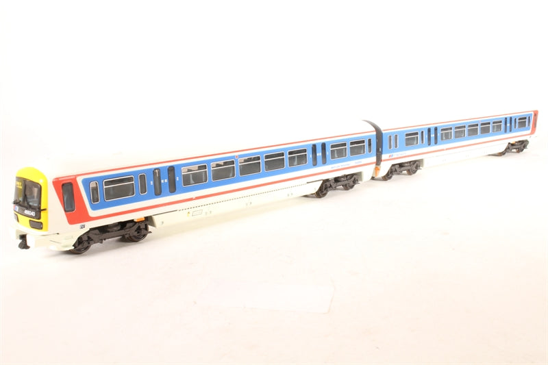 R2001A Hornby Class 466 Networker Suburban Train (Kent Link)