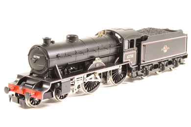 R2021Hornby  Hunt Class D49/1 4-4-0 'The Cattistock' in BR lined black late crest