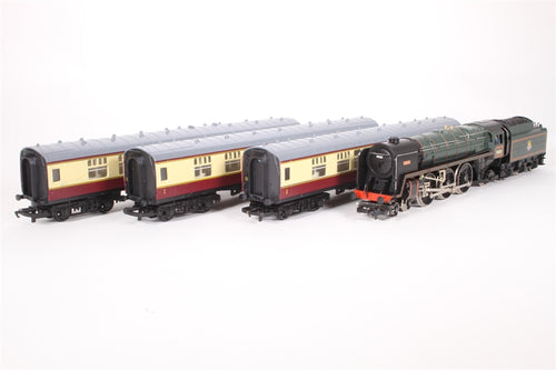 R2031-HD The Bristolian (Britannia Class - Venus) 70023 - Pre-owned - detailed with crew