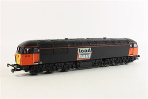 R2074A Hornby Class 56 Diesel Electric 56118 in LoadHaul black with working lights