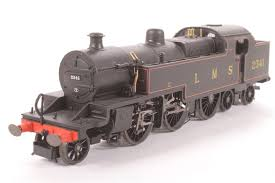 R2397 Hornby LMS Fowler 2-6-4T class 4P 2341.  DCC, loco lights, firebox, missing cab step