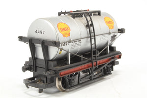 "R245 Hornby ""Shell"" BP Tank wagon"
