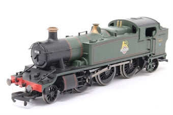 R2737-PO Hornby 61xx 2-6-2T 4134 in BR Green (DCC Fitted)