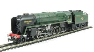 R2785 Evening Star, BR Green, 92220, DCC, sound, firebox, cab lights, loco lights